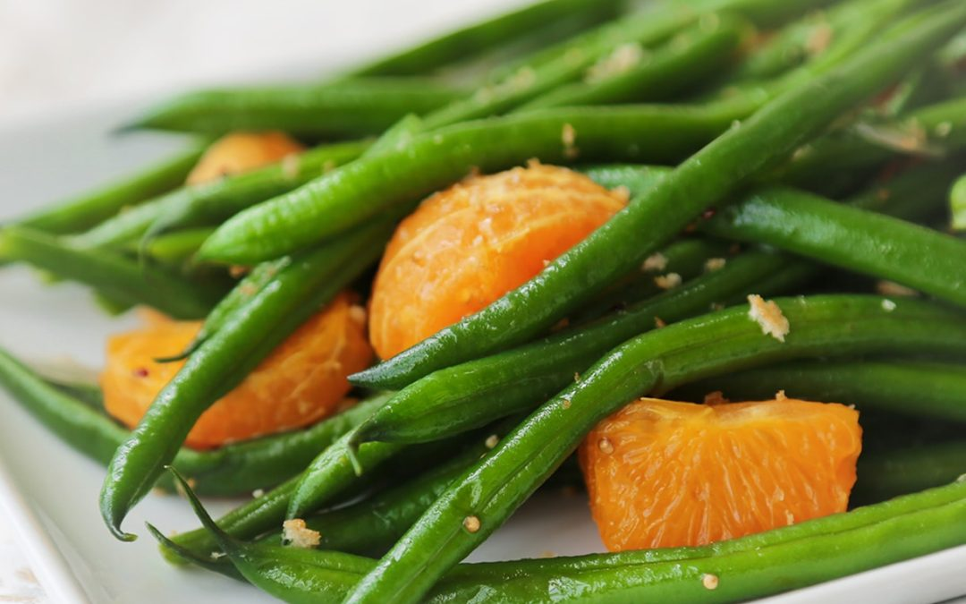 Citrus Bean Salad