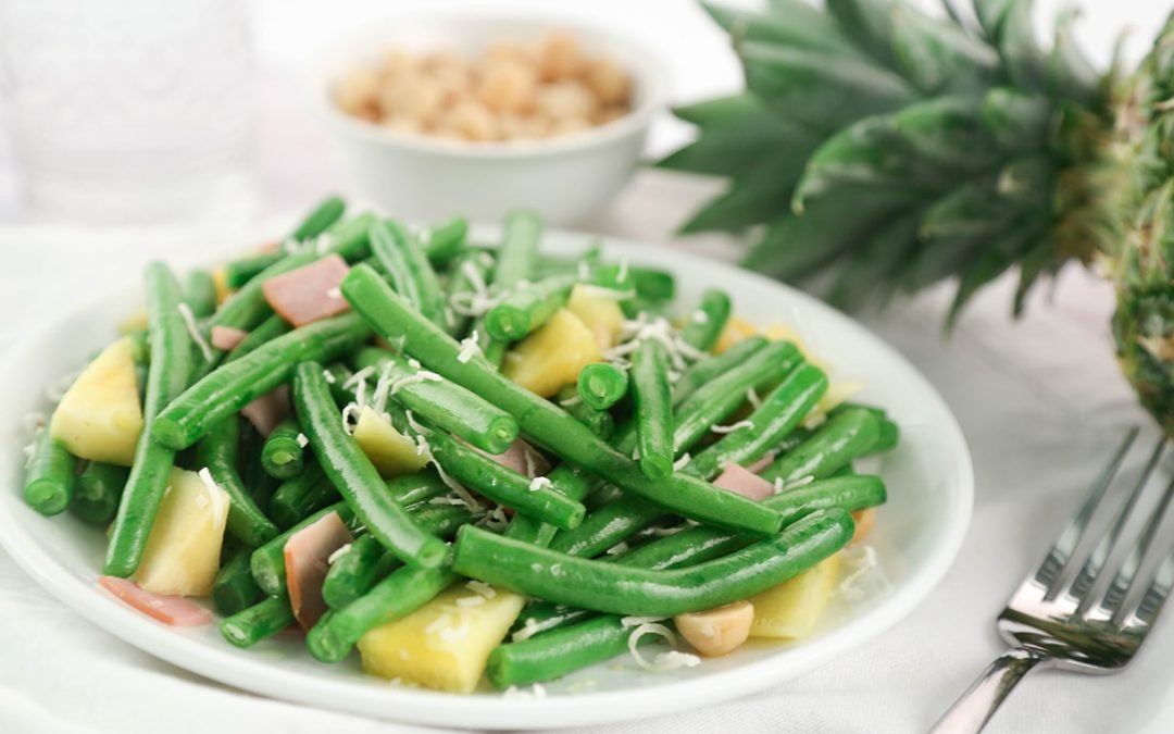 Hawaiian Green Beans